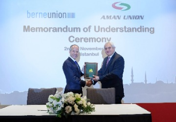Berne Union signs MoU with Aman Union